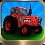 Tractor Farm Driver icono