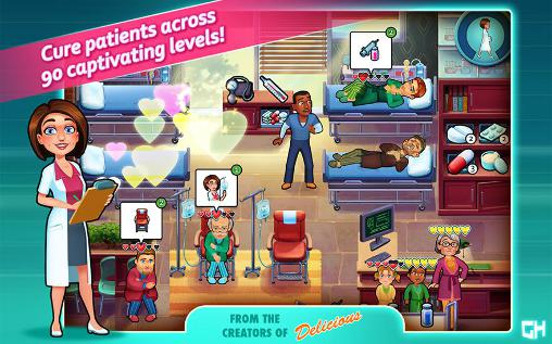 Arcade Heart's medicine: Time to heal for smartphone