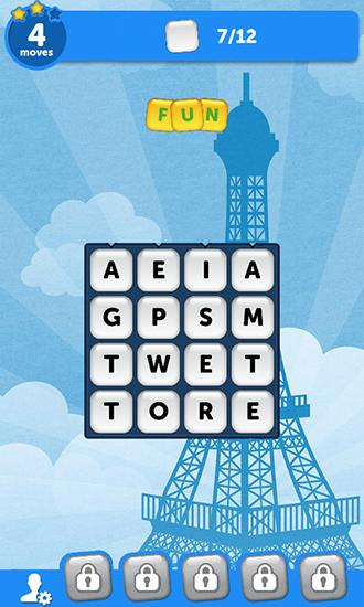Words on tour для Android