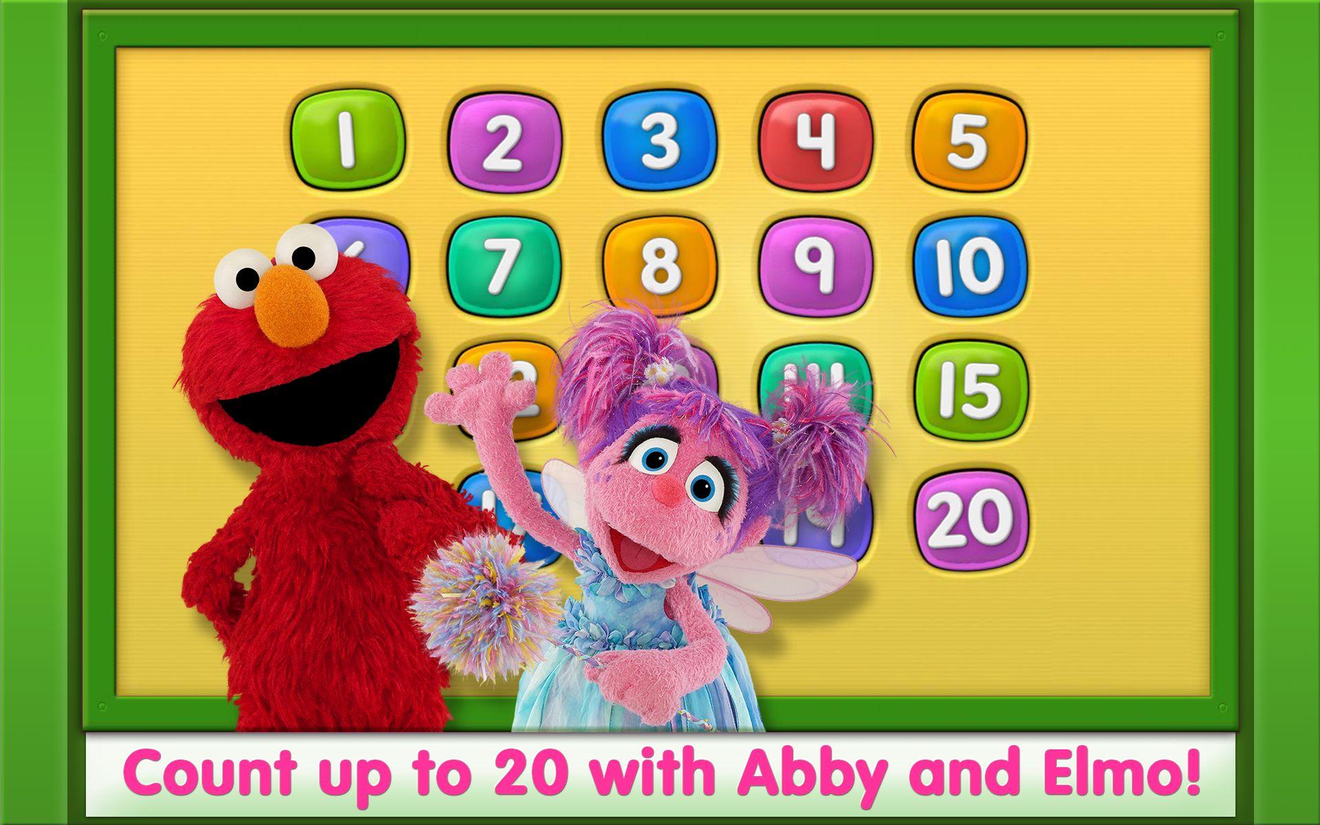 Elmo Loves 123s для Android