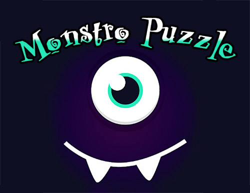 Monstro puzzle: Match 3 Screenshot