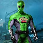 Super heroes mania Symbol