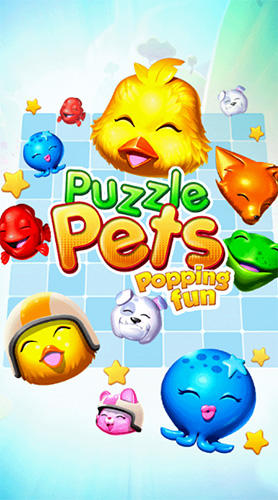 Capturas de tela de Puzzle pets: Popping fun!