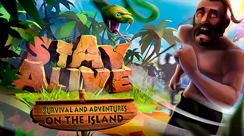 Stay alive: Survival and adventures on the island Screenshot