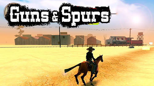 Guns and spurs captura de tela 1