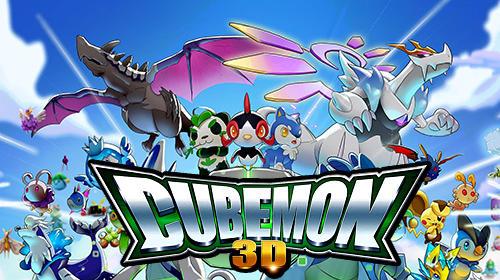 Cubemon 3D: MMORPG monster game captura de pantalla 1