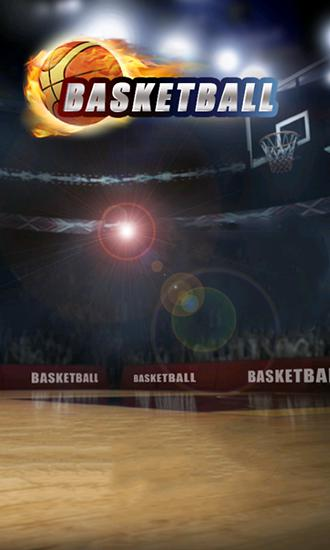 Basketball: Shoot game captura de pantalla 1