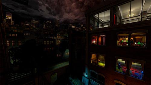 Abenteuer-Spiele Fire escape: An interactive VR series für das Smartphone