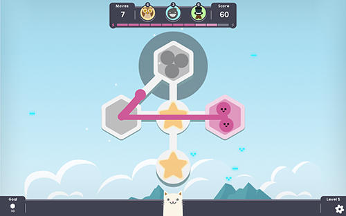 Dood: The puzzle planet Screenshot