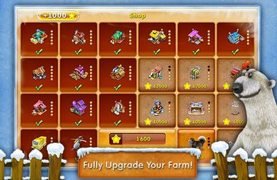 Screenshot Lustige Farm 3 - Eisgebiet auf dem iPhone