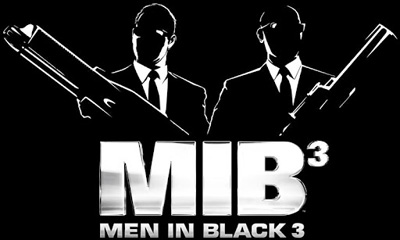 Men in Black 3 icono