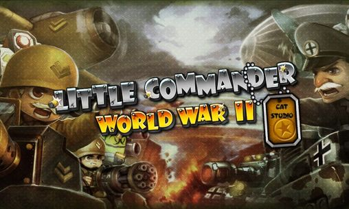 Little commander: WW2 TD capture d'écran 1