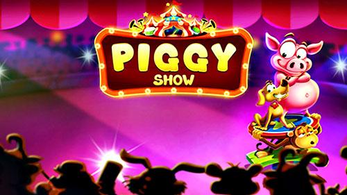 Piggy show icon