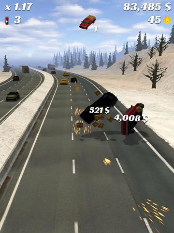 Highway Crash: Derby für Android