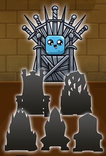 Arcade-Spiele: Lade GOT Evolution: Leerlaufspiel von Eis, Feuer und Thronen auf dein Handy herunter