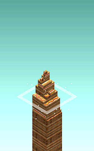Pizza stack tower screenshot 2