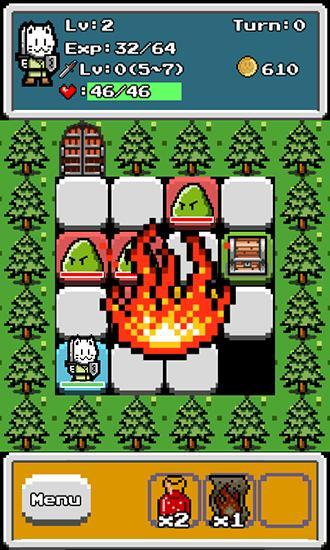 Slide dungeons screenshot 2