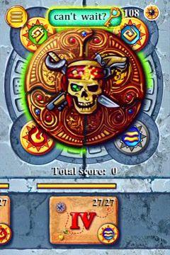 Screenshot Die Legende des Talismans auf dem iPhone