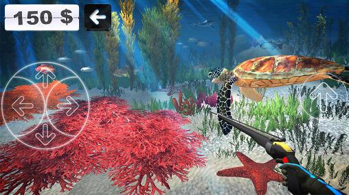 Spearfishing 3D auf Deutsch