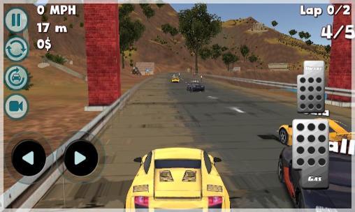 Real fast racing auf Deutsch