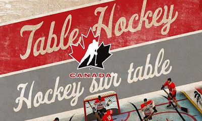 Canada Table Hockey captura de pantalla 1