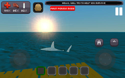 Survive on raft para Android