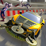 Zombie smash: Road kill Symbol