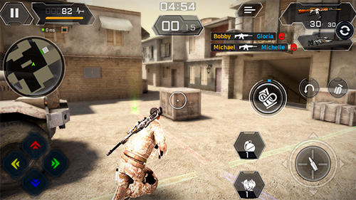 Special force m: Battlefield to survive для Android