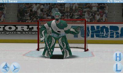Virtual Goaltender captura de tela 1