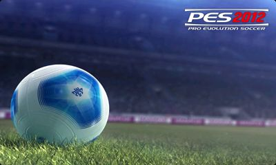 PES 2012 Pro Evolution Soccer capture d'écran 1