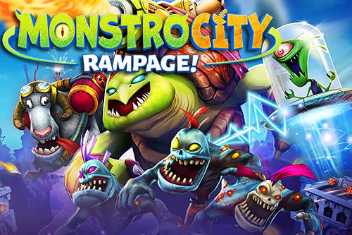 Monstrocity: Rampage! captura de tela 1