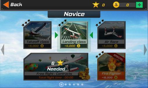 Flight pilot: Simulator 3D für Android