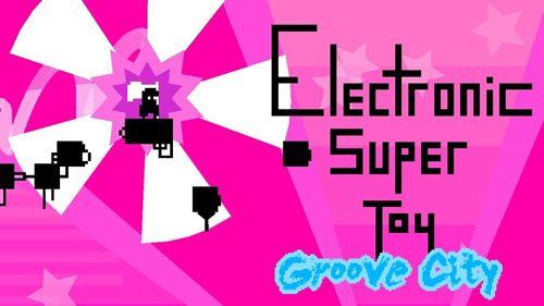logo Electronic Super Joy: Groove City