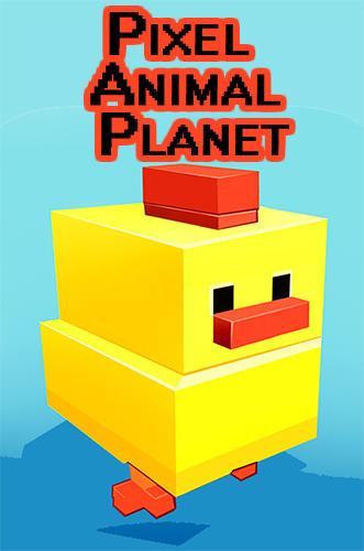 Pixel animal planet screenshot 1