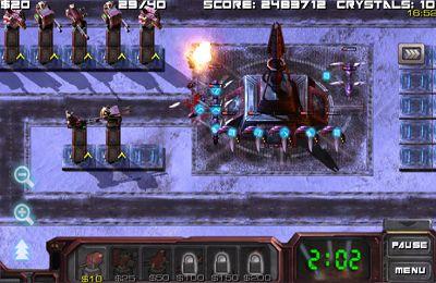 ¡Zerg debe morir! 3D para iPhone gratis