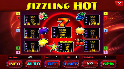 Sizzling Hot Apk Free Download