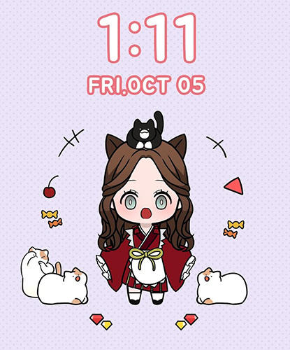 Unnie doll pour Android