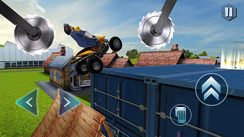Crash wheels 3D Screenshot