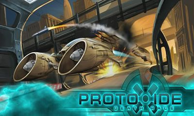 Protoxide Death Race Screenshot