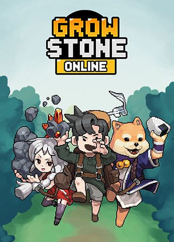 Screenshot Grow stone online: Idle RPG on iPhone
