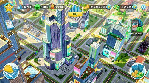 Citytopia: Construisez une ville de votre rêve