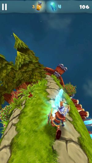 Asgard run screenshot 4
