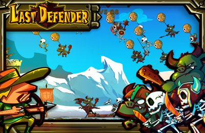 Last Defender for iPhone for free