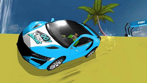 Hill top racing mania screenshot 1