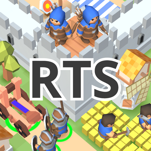 RTS Siege Up! - Medieval Warfare Strategy Offline ícone