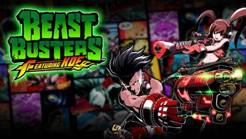logo Beast busters featuring KOF