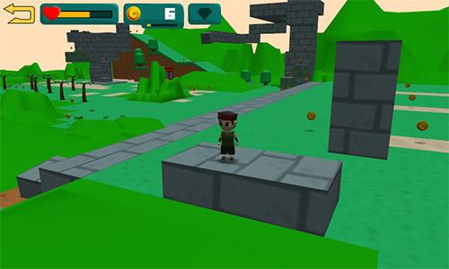 Jabrix adventure 3D Screenshot