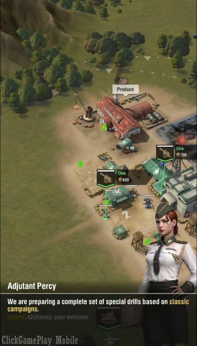 Warpath capture d'écran 1