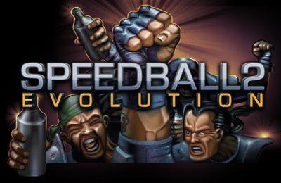 logo Speedball 2 Evolution