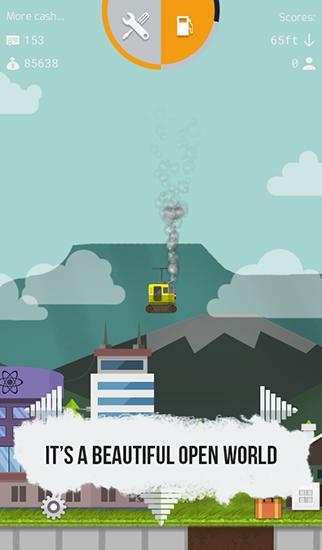 Arcade-Spiele Earth explore für das Smartphone